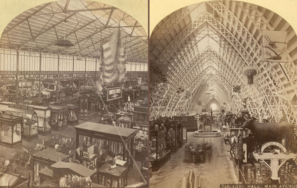 The centennial exhibition philadelphia 1876 for Craft fair in philadelphia pa