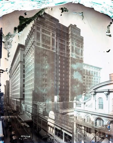 Adelphia Hotel 1229 1237 Chestnut Street Philadelphia
